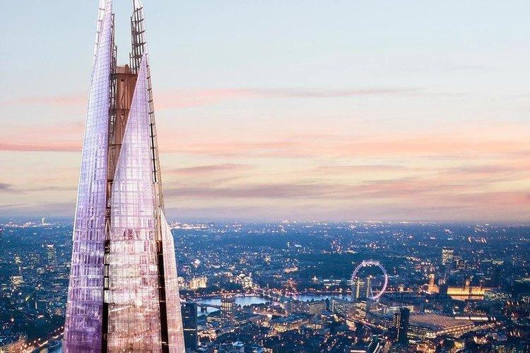 The Shard - London, UK