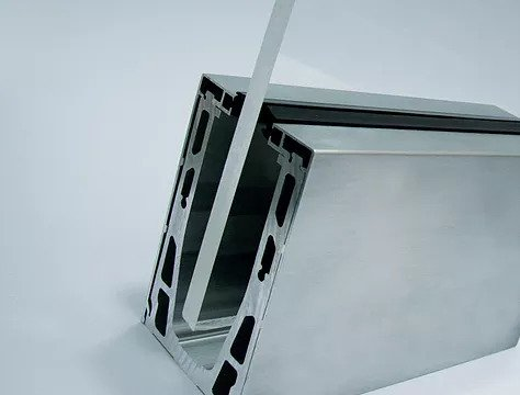 Glass balustrade systems