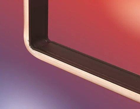 Warm-edge space bars