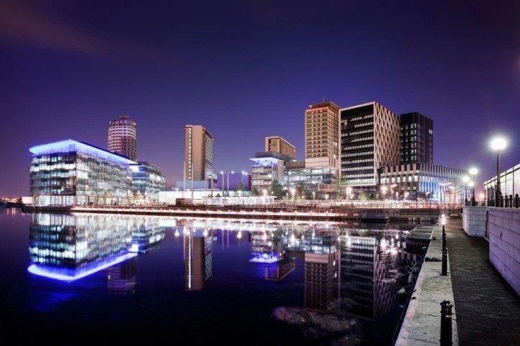 BBC Mediacity - Manchester, UK