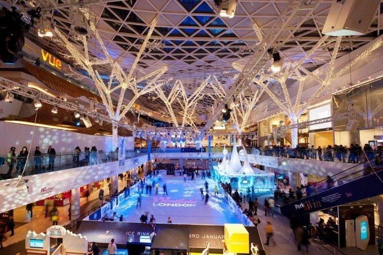 Westfield Mall - London, UK