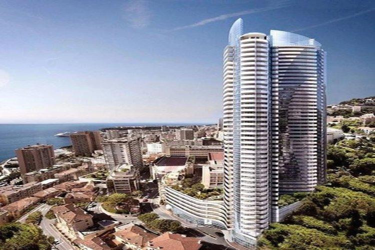 Tour Odeon - Monte Carlo, Monaco