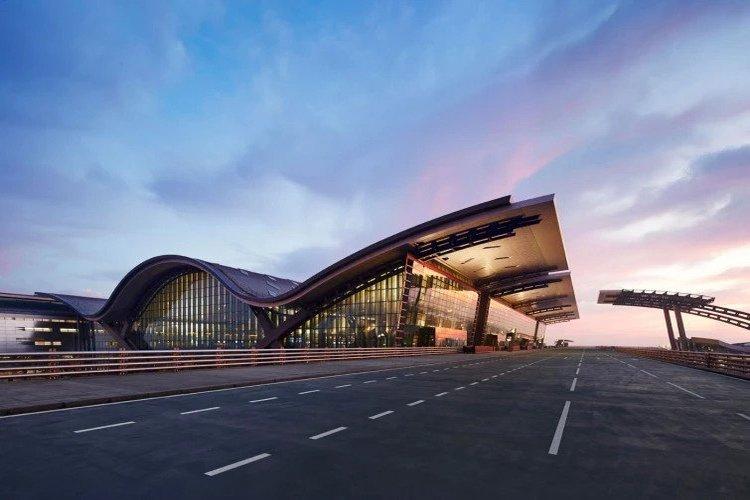 Doha Airport - Qatar