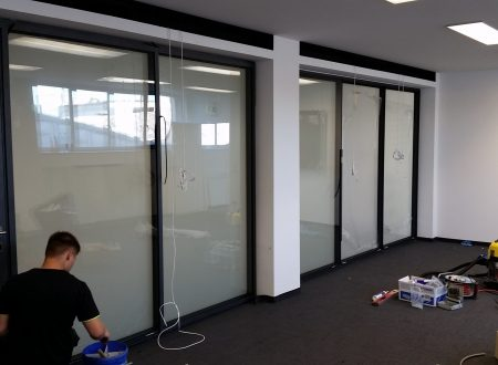 Privacy Switchable Glass